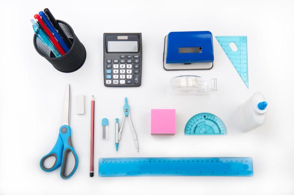 Từ vựng Các thiết bị, đồ dùng trong trường học