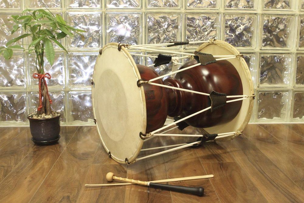 Samulnori bộ nhạc cụ truyền thống Hàn Quốc