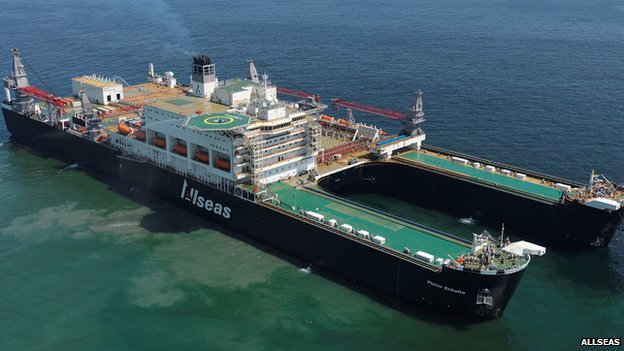 Công nghiệp đóng tàu- mũi nhọn của nền kinh tế Hàn Quốc