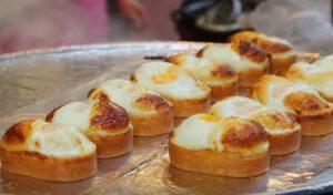 Egg bun – Bánh trứng