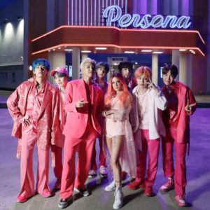 Boy With Luv – BTS, Halsey