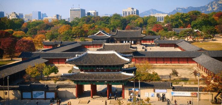 Xương Khánh Cung – Changgyeonggung (창경궁)