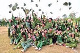 TOP2: Học quân sự