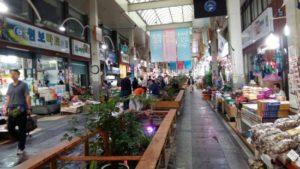Chợ Seogwipo Maeil Olle
