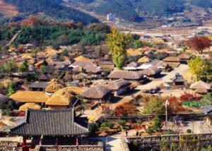 Làng dân gian Jeju Seongeup