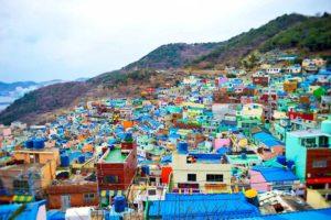 Làng văn hóa nghệ thuật Gamcheon