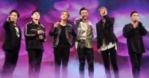 Nhóm nhạc Hàn Quốc TEENTOP hát tiếng Việt