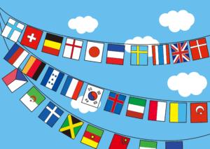 Từ vựng tiếng Hàn về quốc gia