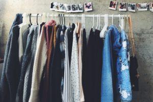 Các loại quần áo