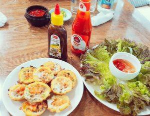Thực đơn và các món ăn khác của quán