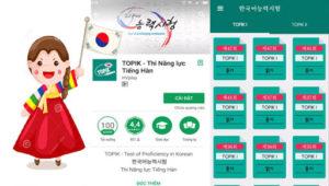 Topik - Thi năng lực tiếng Hàn